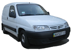 Citroen Berlingo фургон I 1996 – 2012