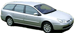 Citroen C5 Break универсал I 2004 – 2008
